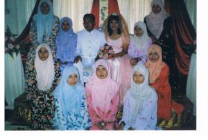 Perkahwinan Ani dan Abg Firus